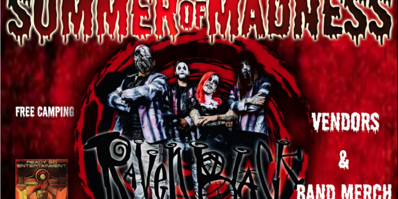 SUMMER OF MADNESS FEST 2021 - Featured At Bathory'Zine!