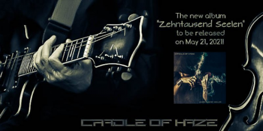 Cradle Of Haze - Zehntausend Seelen - Featured At Pete's Rock News And Views!