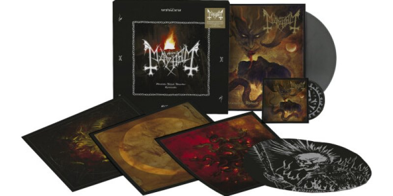 MAYHEM Announces New EP – Pre-Order Your Limited Edition Box Set Here!