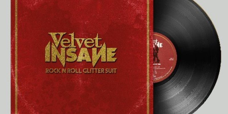 Velvet Insane teams up with Dregen & Nicke Andersson on new single.
