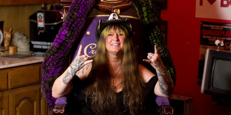 Rita Haney on The MetalSucks Podcast #215