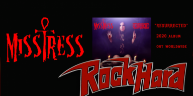 Misstress - Resurrected - Reviewed In Rock Hard Magazine!