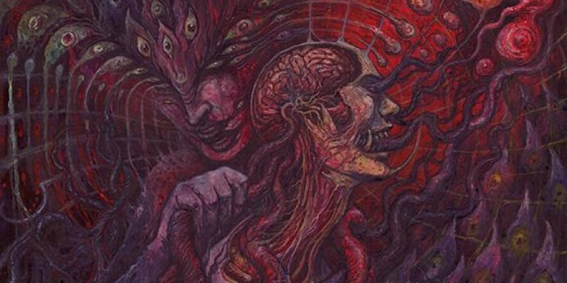 """Surreal Death Metal Band QRIXKUOR To Release """"Poison Palinopsia"""" On Dark Descent Records / Invictus Productions"""