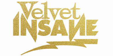 New Promo: Velvet Insane (Featuring Dregen & Nicke Andersson) - Backstreet Liberace - (Glam Rock)