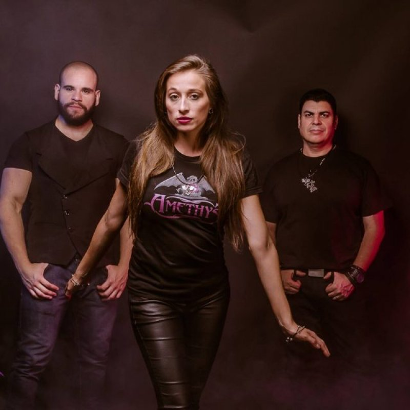 AMETHYST - Interviewed By Unrated Magazine!