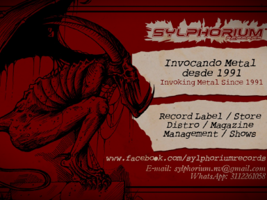 International Promo: Sylphorium Records - Latest Releases!