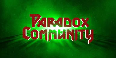 Paradox Community - SYMBOL OF FREEDOM - Streaming At Senderos del Rock!
