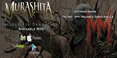 Extreme Management Group's Artist Manager Scott Eames has signed Melodic Metal act Murashita to a Worldwide Deal