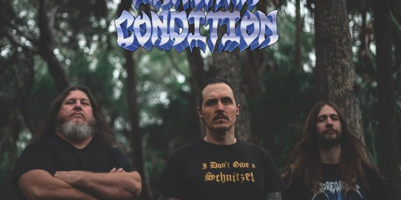 """INHUMAN CONDITION release video for PAUL MAZURKIEWICZ-penned, """"Killing Pace"""""""