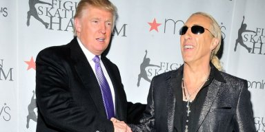 DEE SNIDER Says He 'Can't Be Friends' With DONALD TRUMP Anymore!