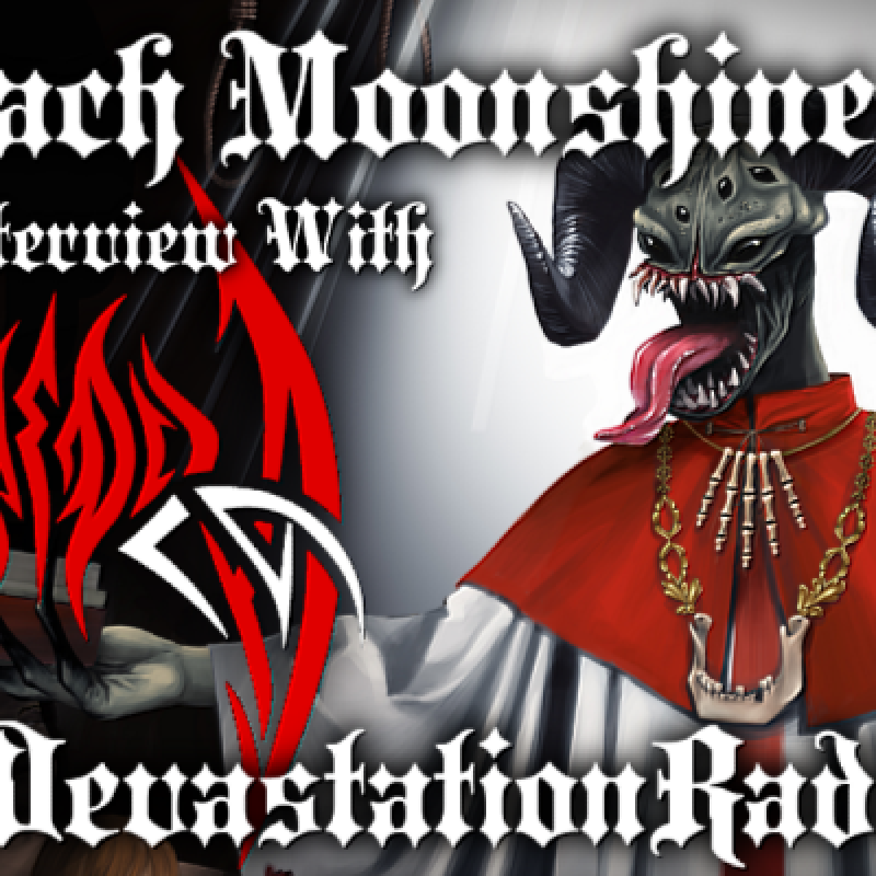 Axedra - Featured Interview & The Zach Moonshine Show