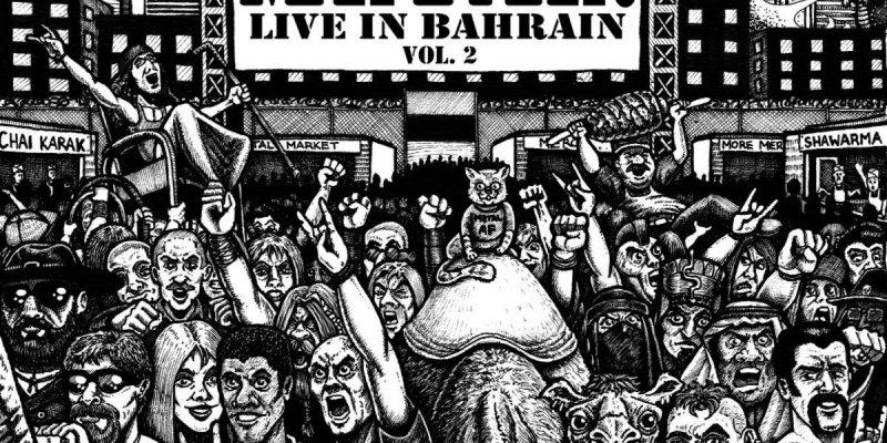 New Promo: Metal! Live In Bahrain Vol. 2 - (Thrash / Death Metal)