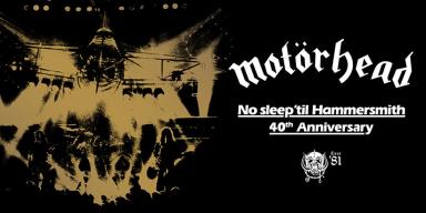 May MOTÖRHEAD Madness and Lemmy Celebrated by Ozzy