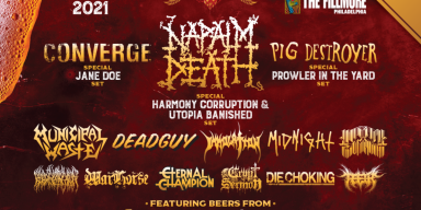 Midnight to join Decibel Magazine Metal & Beer Fest: Philly this September; full line-up revealed, tickets on-sale now!