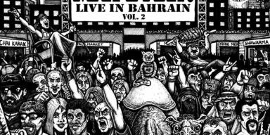 Metal! Live In Bahrain Vol. 2 - Featured At Arrepio Producoes!