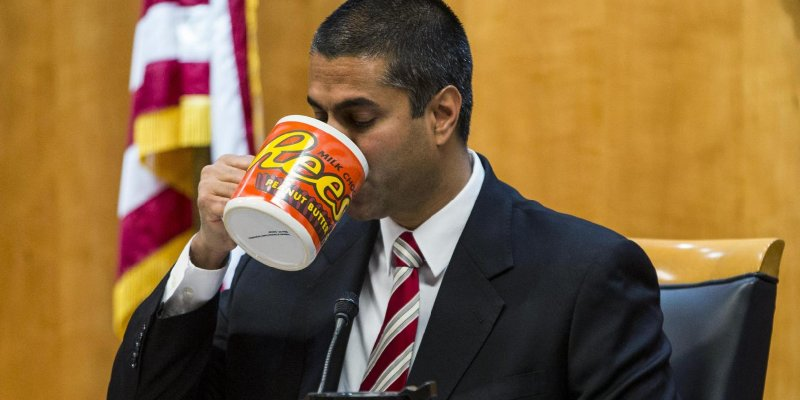 FCC chairman announces plans to kill net neutrality!