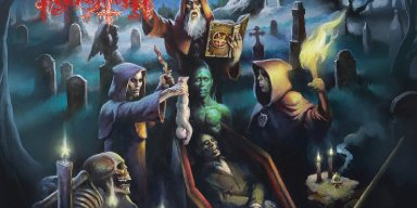 NECROMANTICAL INVOCATION (gre) Dogme el Rituel de la Haute Magie