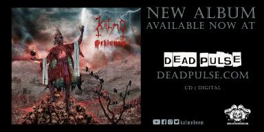 New Promo: Kalmo - Gehinnom (Blackened Doom Metal)