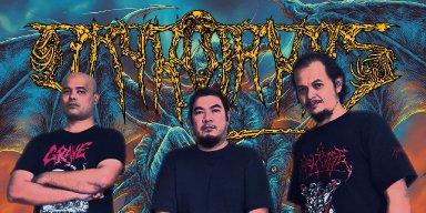 New Promo: VRYKOLAKAS - And Vrykolakas Brings Chaos &  Destruction - (Death Metal)