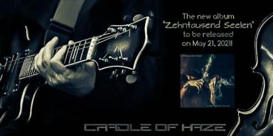 Cradle Of Haze - Zehntausend Seelen - Reviewed By All Around Metal!