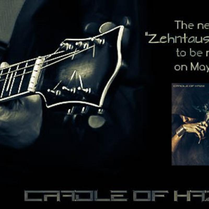 Cradle Of Haze - Zehntausend Seelen - Reviewed By Metal Digest!