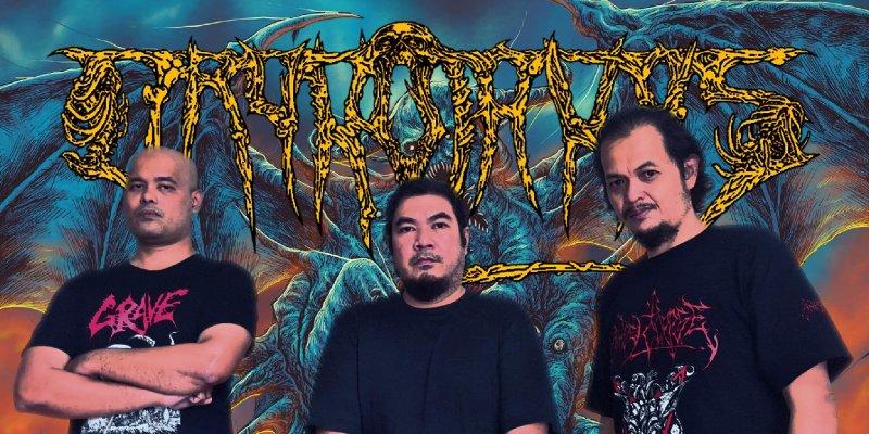 VRYKOLAKAS - And Vrykolakas Brings Chaos & Destruction - Reviewed By Full Metal Mayhem!