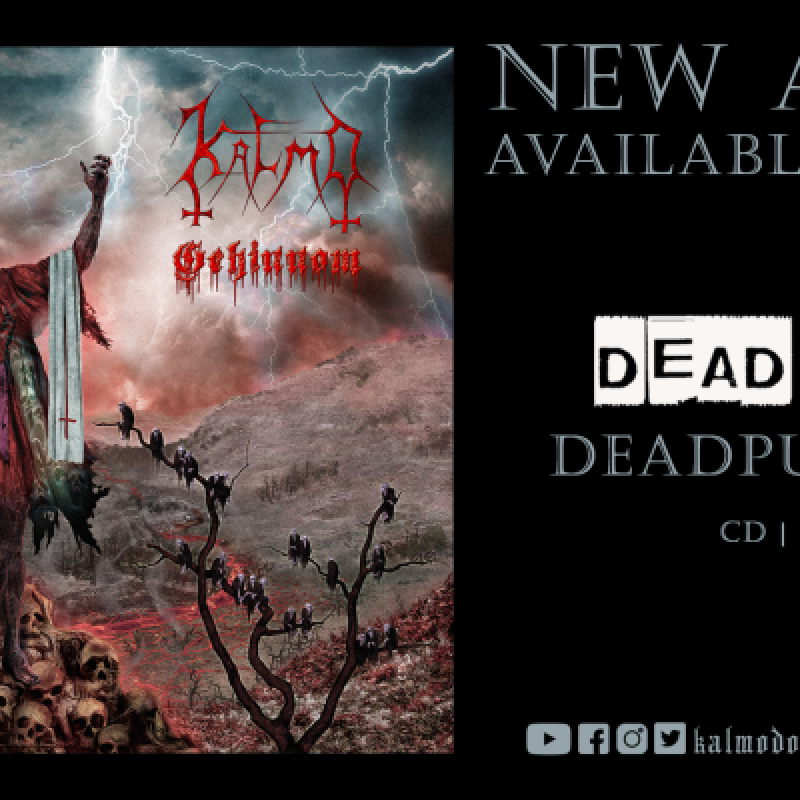 Kalmo - Gehinnom - Featured At Pete's Rock News And Views!