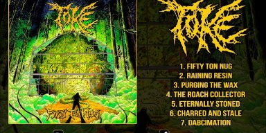 Death Metal Band Toke Interviewed By Zach Moonshine