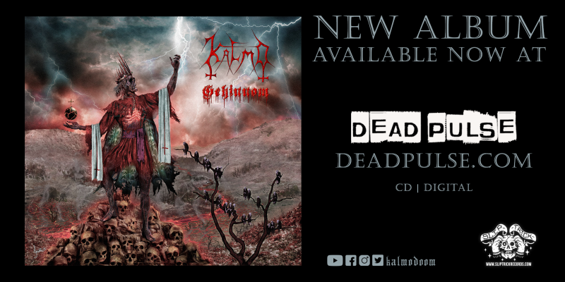 Kalmo - Gehinnom - Reviewed By Blackened Death Metal Zine!