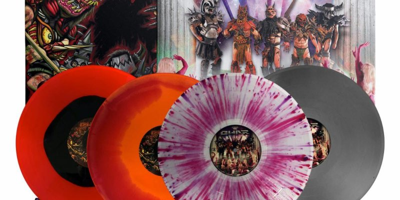 GWAR: 'Lust In Space' and 'Bloody Pit of Horror' vinyl re-issues now available via Metal Blade Records