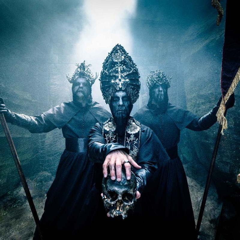 "Behemoth unveils video for ""Shadows Ov Ea Cast Upon Golgotha"""