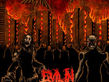 Evil In - An Ethereal Force Beyond Raging US Death Thrash