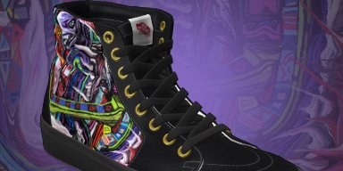 YAUTJA Teams Up With Vans For Limited Edition The Lurch Shoe; Win A Pair From Decibel Magazine!