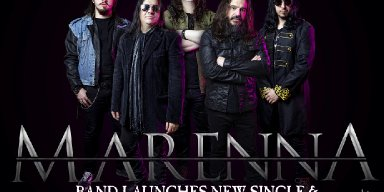 MARENNA launches New Single & Physical EP Edition!