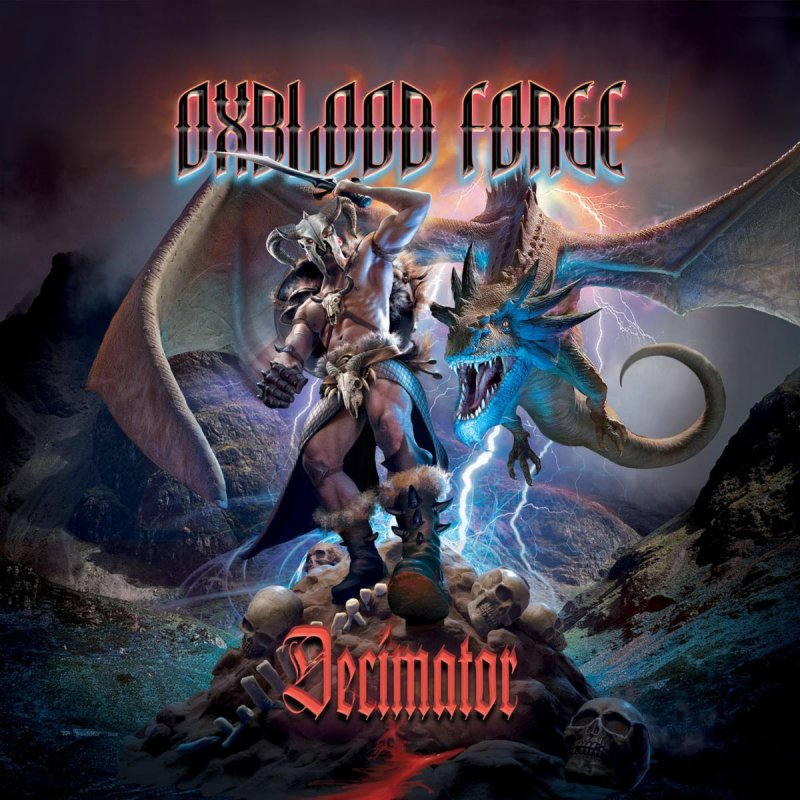 OXBLOOD FORGE Streaming Forthcoming Album Decimator