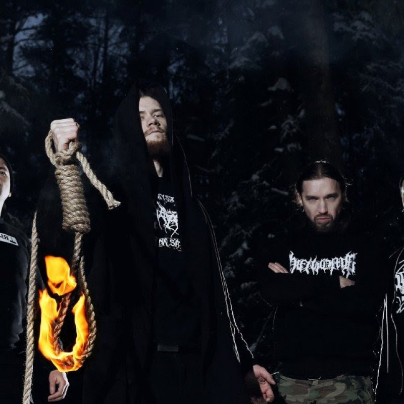 HELLBOMB: Russian black metal/hardcore squad signs to Time To Kill Records