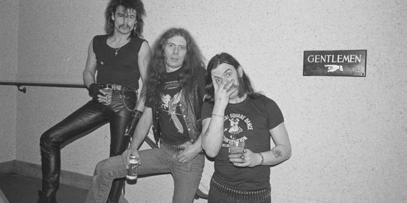 Unpublished 1981 No Sleep 'Til Hammersmith-Era MOTÖRHEAD Interview Unearthed by Esteemed Journalist Malcolm Dome