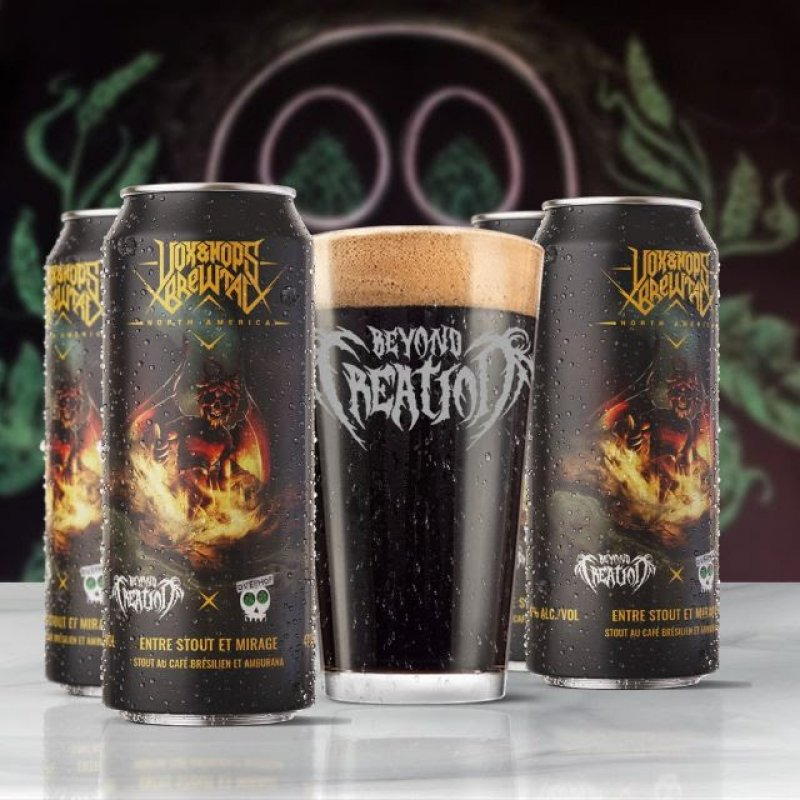 BEYOND CREATION Launches Pre-Sales for Signature Beer