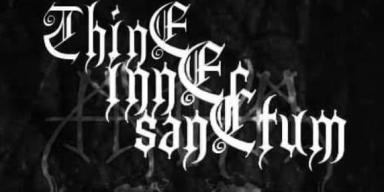 New Promo: Thine Inner Sanctum - Dark Sky Weeping - (Blackened Doom Metal)