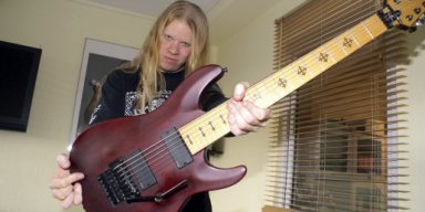 Watch Jeff Loomis Literally Fuck His Guitar