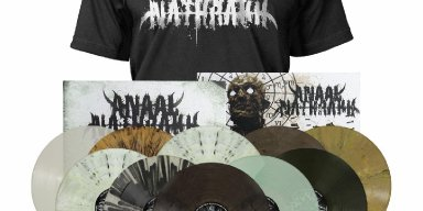 Anaal Nathrakh: 'When Fire Rains Down from the Sky, Mankind Will Reap as It Has Sown', 'Hell Is Empty, and All the Devils Are Here' CD and LP re-issues now available via Metal Blade Records
