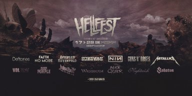 Season of Mist Confirms 17 Artists for Hellfest 2022