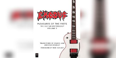 """Sublevel Records Announces Exodus """"Pleasures of the Frets: The Guitar Anthology Volume 2"""" Guitar Book"""