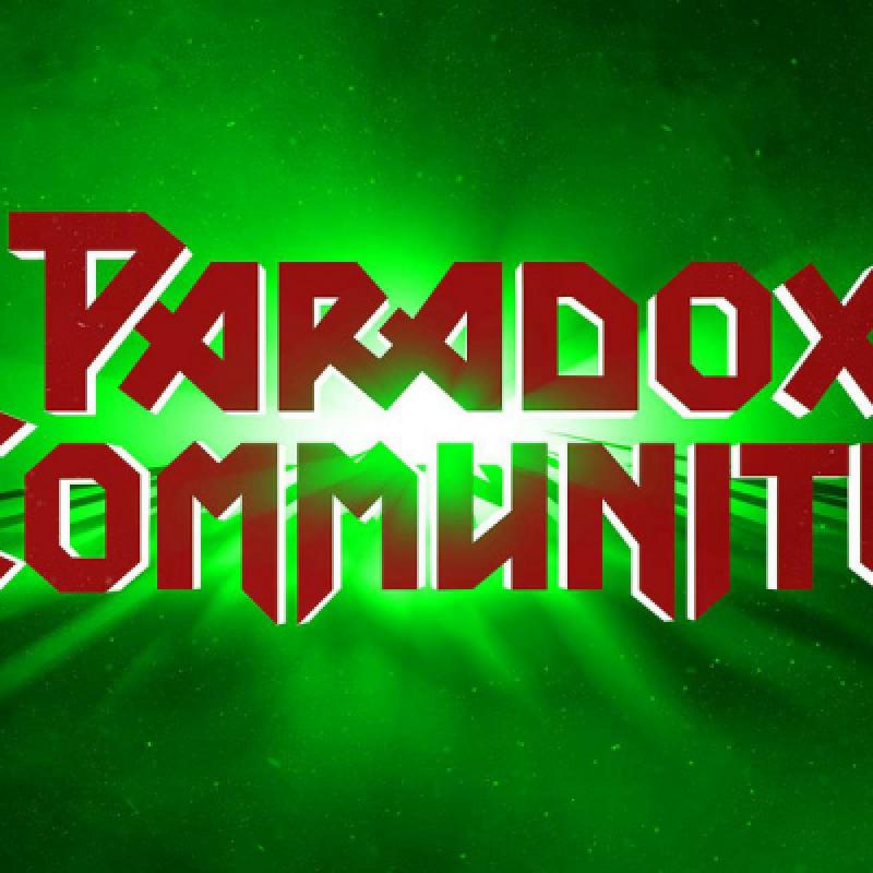 PARADOX COMMUNITY - Reviewed By Hellfire Magazin!