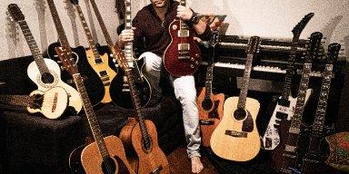 "Rockshots Records Signs Brazilian Multi-Instrumentalist Lucas Barbosa For TERRA Debut ""Hypercube"""