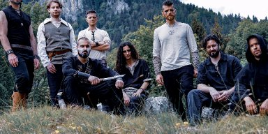 "Rockshots Records Signs Italian Symphonic Folk Metal AEXYLIUM For New Album ""The Fifth Season"""