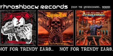 """""""THE RECORD OF ARMAGEDDON"""" Limited Edition Vinyl Pre-Order,,,"""