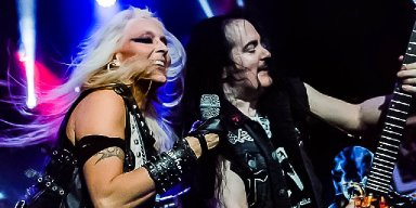 """DORO reveals cover and tracklisting for """"Triumph And Agony Live"""""""