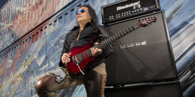 BYRON NEMETH TO RECORD AT BLACKBIRD STUDIO - Featured At Metal Underdogs!