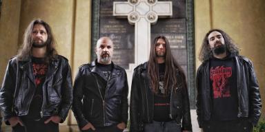 DARK REDEEMER Signs To Blasphemous Records - Featured At Italia Di Metallo!